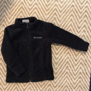Columbia toddler fleece zip up